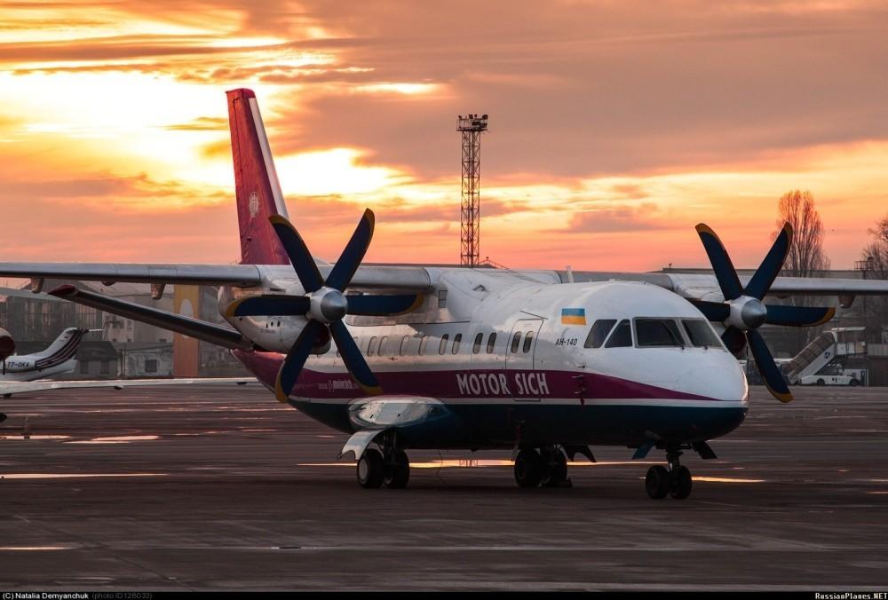 1-мотор-сич-самолет-ан-140
